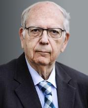 Efraim Halevy Advisor